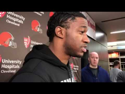 Browns quarterback Robert Griffin III reflects on season