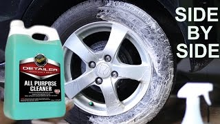 Video How to Clean Tires : Meguiars D101 All Purpose Cleaner download MP3, 3GP, MP4, WEBM, AVI, FLV Juli 2018