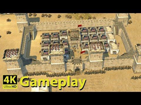 Stronghold Crusader 2 - 4K GAMEPLAY