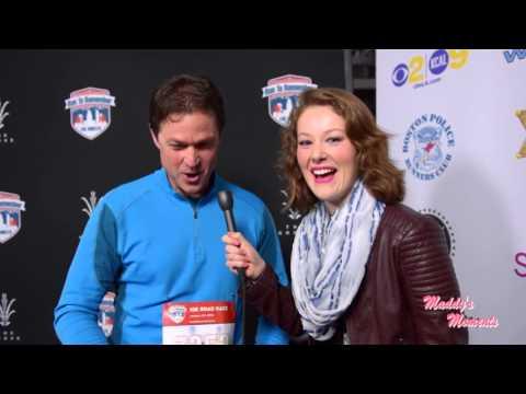 Eric Close  Run to Remember LA Marathon 12416