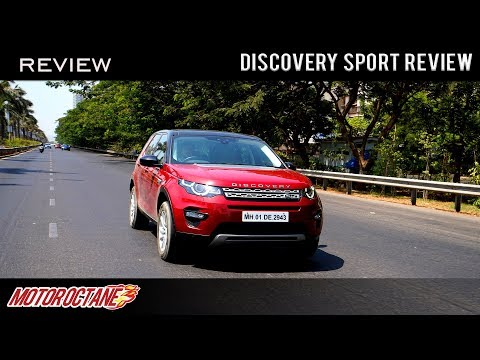 Land Rover Discovery Sport   Hindi Review   MotorOctane