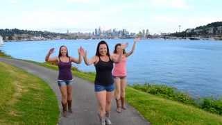 Mood Ring Line Dance (TEACH & DEMO)