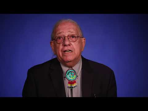 Ron Lessard - Native American Heritage Month Message