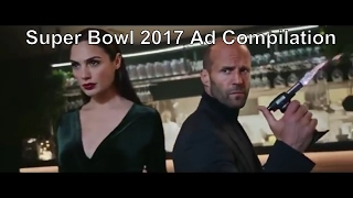 all ads super bowl 51 ad s compilation 2017