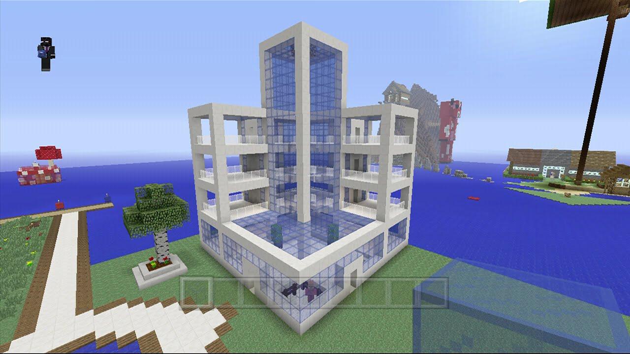 TSMC MODERN HOTEL Speed x8 Minecraft xbox 360 - YouTube