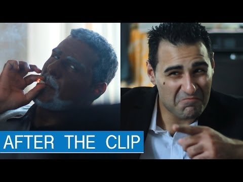 Morgan Freeman and Robert De Niro - After The Clip Scene