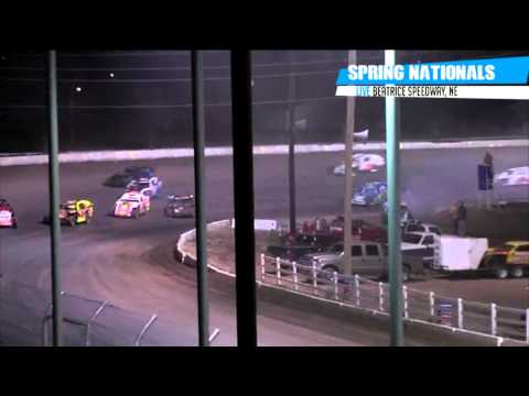 Beatrice Speedway IMCA Spring Nationals Night 1 MAINS