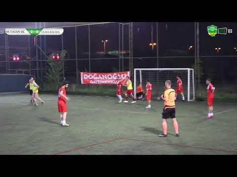 28' Ali Akçay - Tmcvatan Sk/ ANKARA / iddaa Rakipbul Ligi 2018