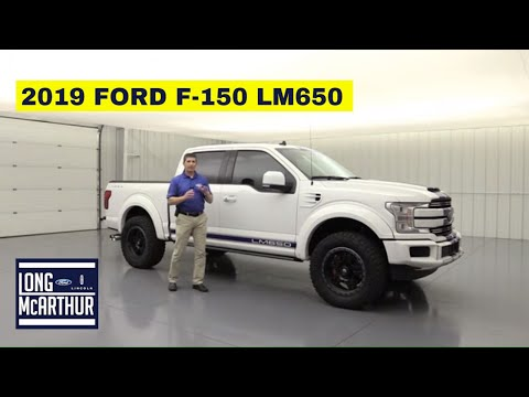 Ford Dealer Selling Supercharged F-150 With 650 HP, Beefy Body