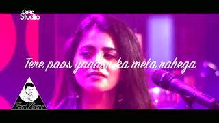 Dekh tera kya Rang kar diya hai coke studio edit by (FM STAR STUDIO)