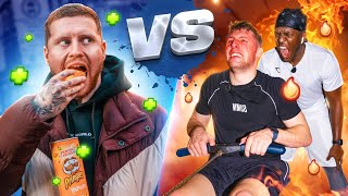 SIDEMEN 80,000 CALORIES BATTLE