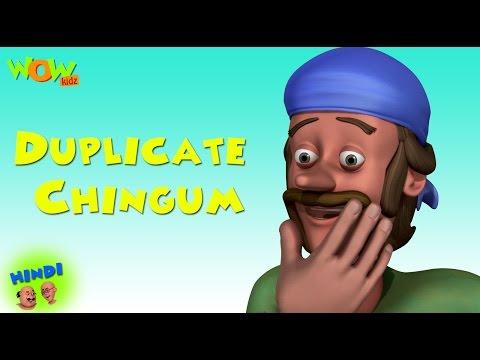Duplicate Chingum - Motu Patlu in Hindi WITH ENGLISH, SPANISH & FRENCH SUBTITLES thumbnail