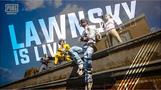 Pubg mobile custom room with LawNSKy   Free Entry   RP Giveaway   unlimited   #pubglive