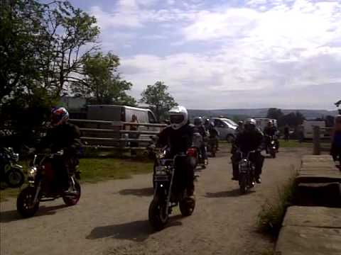 Dambusters Monkey Run 2011 (Sunday)