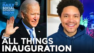 The Inauguration of Joe Biden | The Daily Social Distancing Show