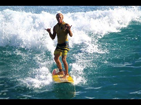 McClain Vintage Surfboard Auction