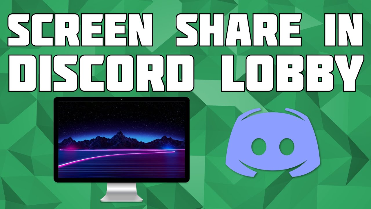 How to Screenshare on a Discord Server!