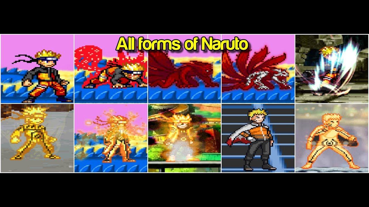 Obito Vs Kaguya Bleach Vs Naruto Apk Mod By Prettyamateurstuff Gaming
