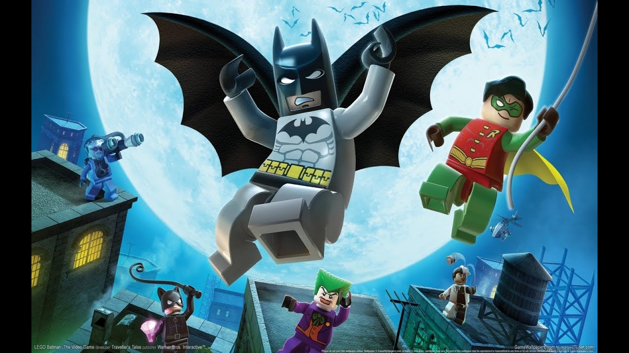 Lego Batman The Video Game - Walkthrough - Part 1 [HD ...