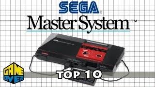 Top 10 - Jogos mais vendidos do Master System no Brasil