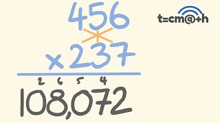 How to multiply AΝY numbers the fast way - Fast Math Trick
