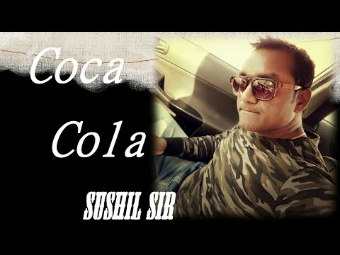 Coca Cola Dance Cover By Sushil Sir