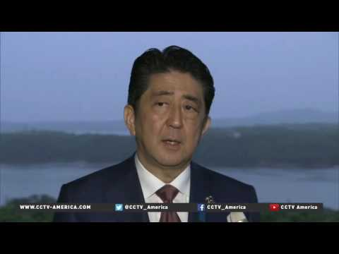 G7 leaders gather in Japan to discuss economy, refugee crisis