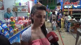 В СИРИИ НЕТ ВОЙНЫ - Ежемесячный фестиваль шоппинга 'Сделано в Сирии