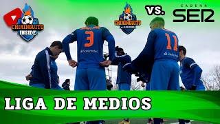 EL CHIRINGUITO VS. SER | Liga De Medios | 7ª jornada