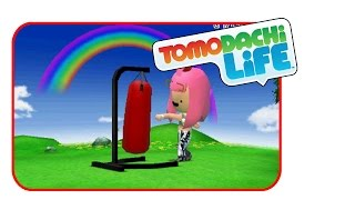 Princess Bubblegum is strong ᕙ(⇀‸↼‶)ᕗ  | Tomodachi Life