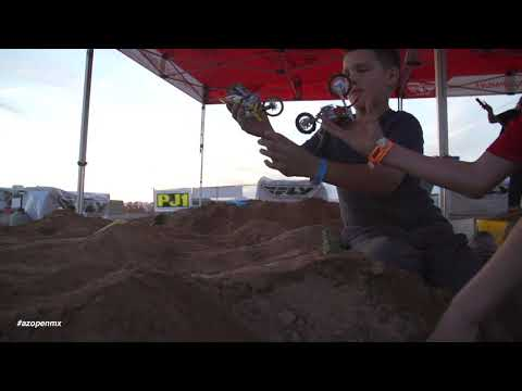 Fly Racing Toy Dirt Bike Arena
