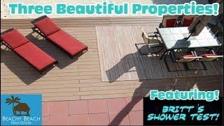 The Beach Show #235 - Britt's Shower Test!