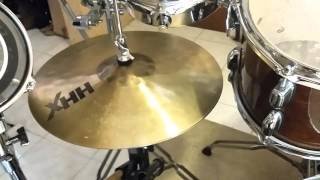 sabian 14 hhx power hi hats traditional finish