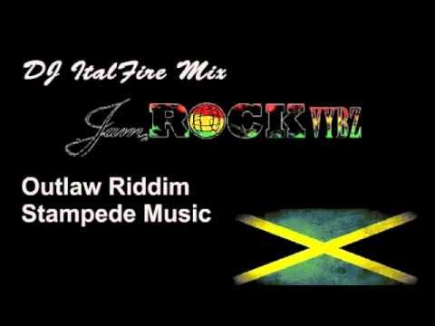 Outlaw Riddim Mix ft Perfect, Vybz Kartel - Stampede Music JA - July 2011