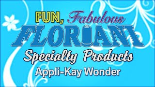 Floriani Specialty Products Appli-Kay Wonder