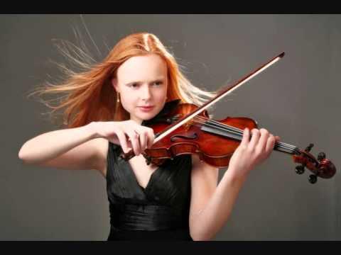 EugeneYsaye sonata for solo violin op 27 no 2 Les furies. Anna Markova-violin