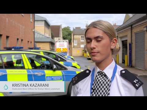 Idea Drop launched to the Lewisham Borough within the Met Police