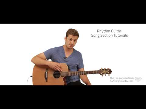 New Hometown Guitar Lesson and Tutorial - Mike Ryan