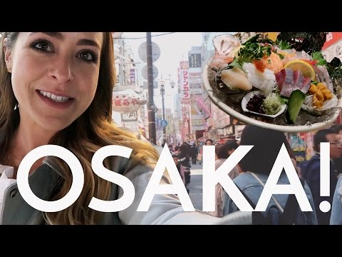 Travelling to OSAKA! April 1st & 2nd | Fleur De Vlog