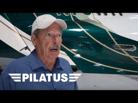 A conversation with PC-12 owner Wes Howard