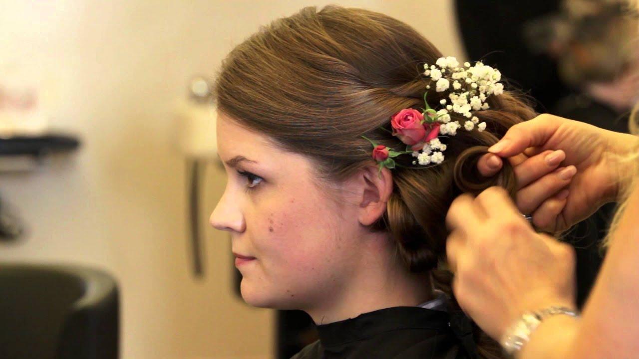 Hochzeitsfrisuren Bei Hair Beauty Zimmermann Koblenz Youtube