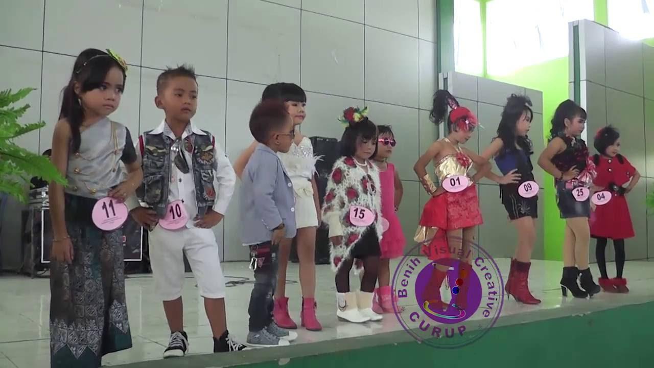 Fashion Show Anak Anak