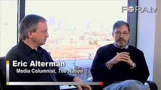 Eric Alterman - Does Print Journalism Have a Future?