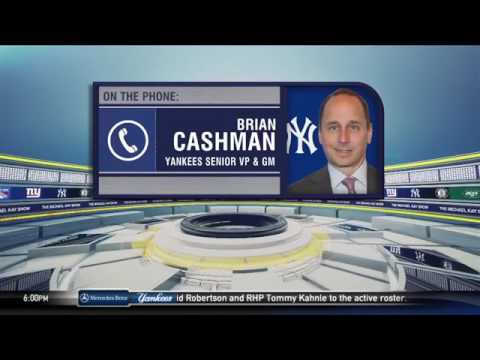 Brian Cashman on the Yankees-White Sox deal