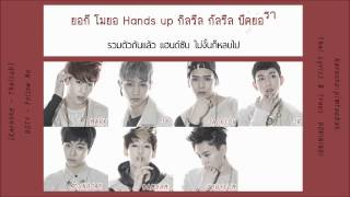 [Karaoke - Thaisub] GOT7 - Follow me