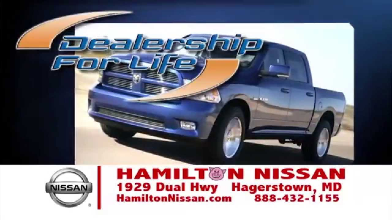 Hamilton Nissan Is Hagerstownu0027s Home For Used Vehicles