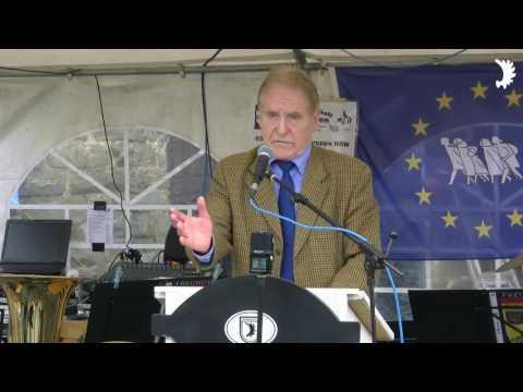 Grußwort des BdV- und LS-Landesvorsitzenden NRW, Rudi Pawelka, auf Schloss Burg 2016