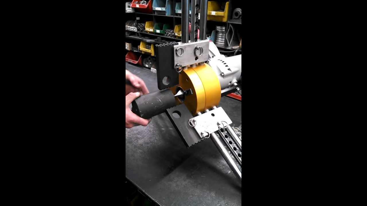 rabbit tool. rabbit tool usa cdx-2400 center drilling machine