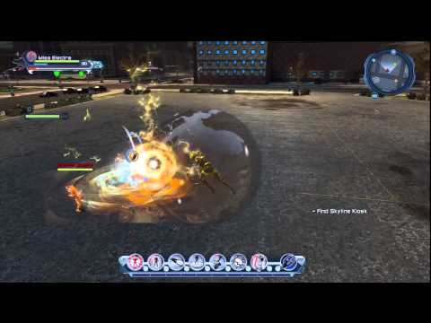 Dc universe online Electricity/Lightning Dps powers