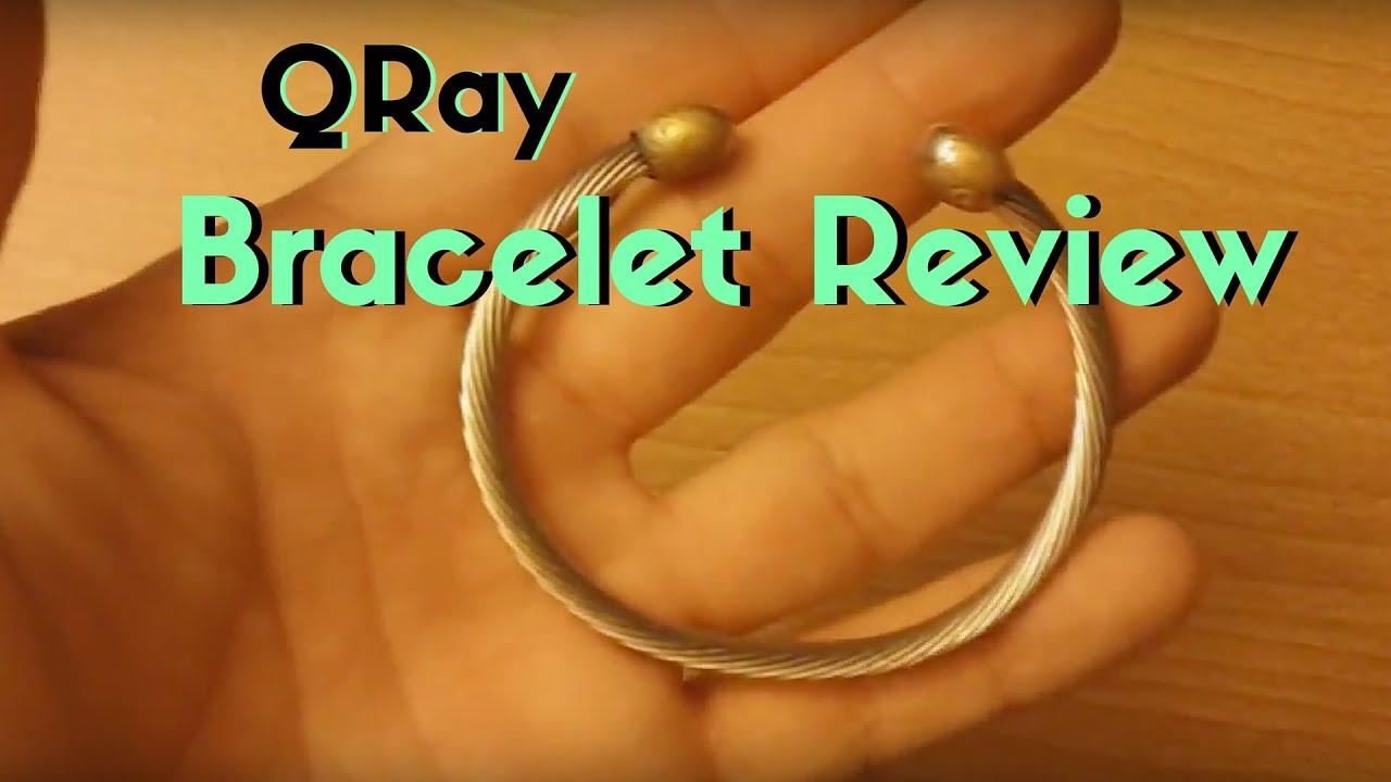 Qray Bracelet Review